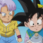 Dragon Ball Super Preview Trunks and Goten