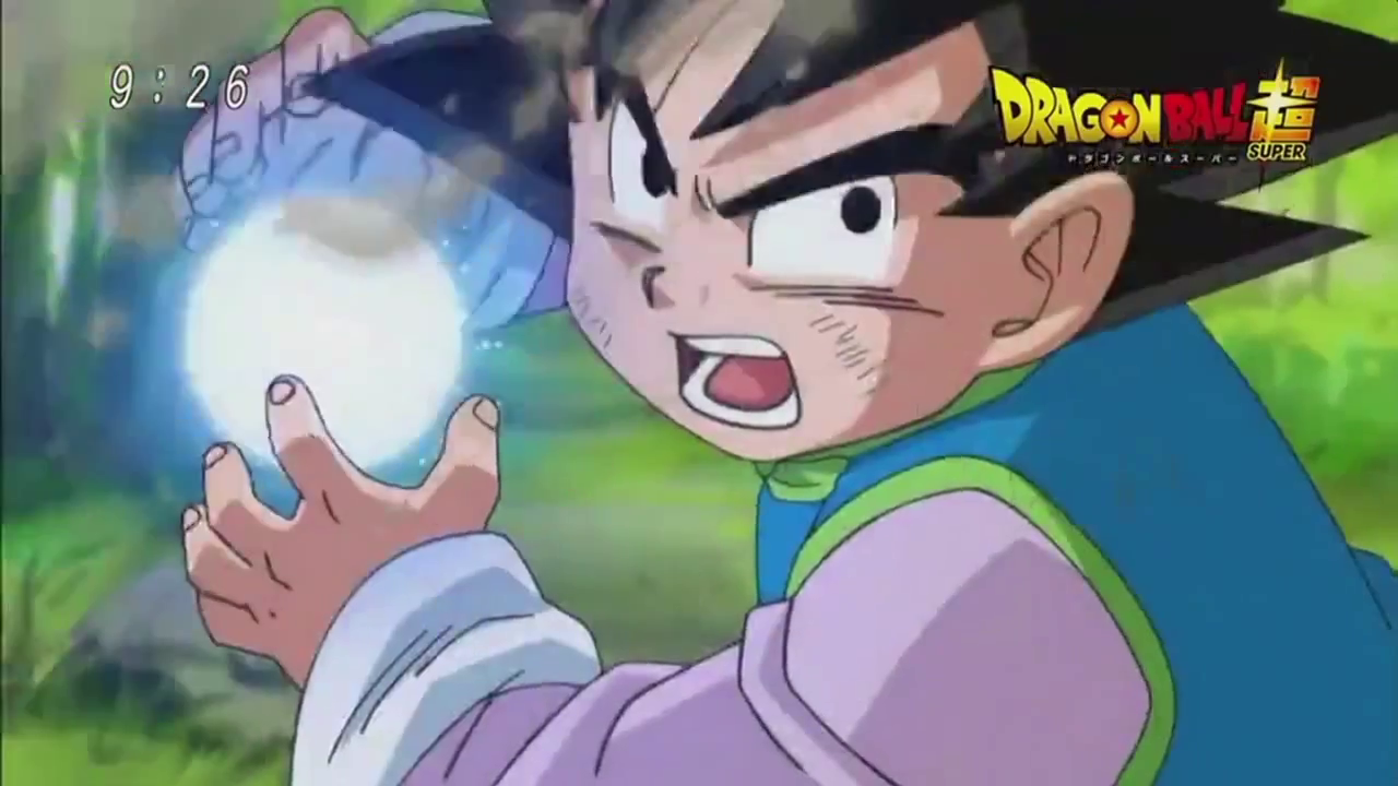 Dragon Ball Super Preview Goten