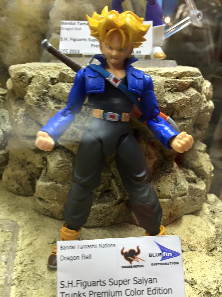 SDCC 2015 Tamashii Nations Booth
