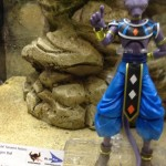SDCC 2015 Tamashii Nations Booth Beerus