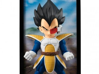 Tamashii Buddies Vegeta and Goku