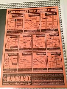 Mandarake Directory