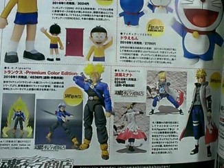 SH Figuarts Advanced Color Trunks