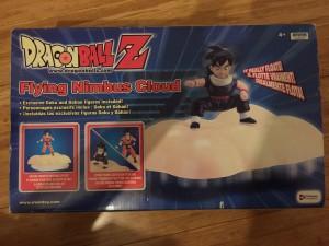 Dragon Ball Z Flying Nimbus Cloud by Irwin Toys