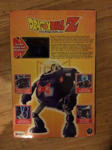 Dragon Ball Z Battle Suit by Irwin Toys