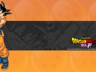 Dragon Ball Z: Resurrection of F Wallpaper