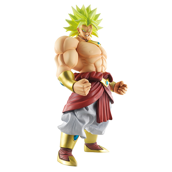 Dimension of Dragon Ball Super Saiyan Broly by Megahouse