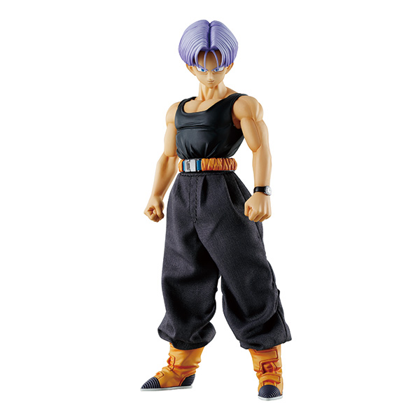 Dimension of Dragon Ball Future Trunks by Megahouse