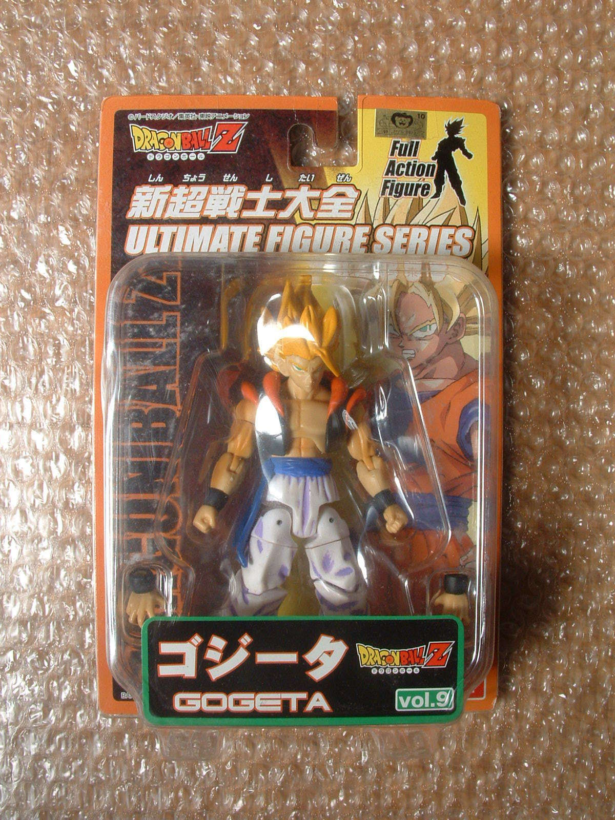 Ultimate Figure Full Action – Vol. 9 Super Saiyan Gogeta