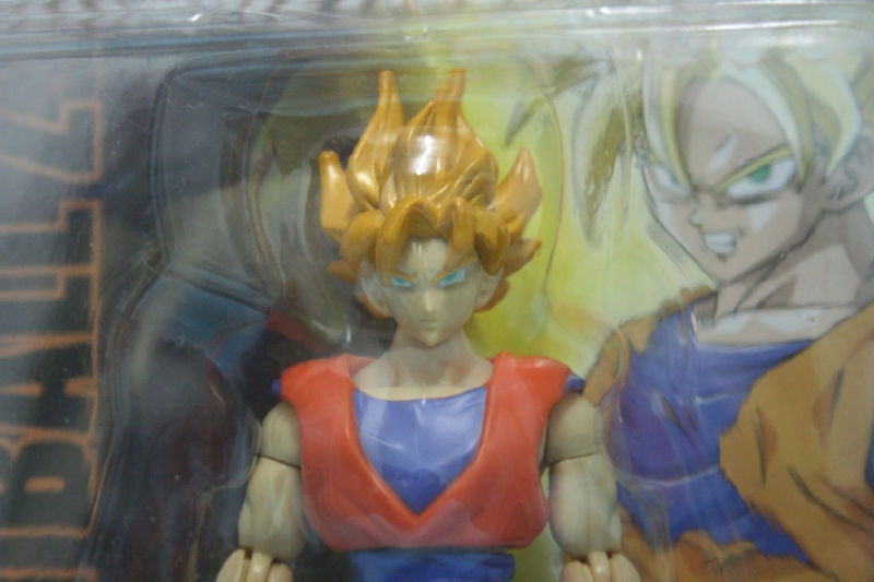 Ultimate Figure Full Action – Vol. 4 Super Saiyan Goku