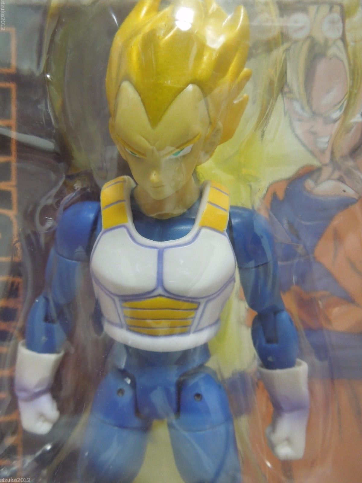 Ultimate Figure Full Action – Vol. 5 Super Saiyan Vegeta