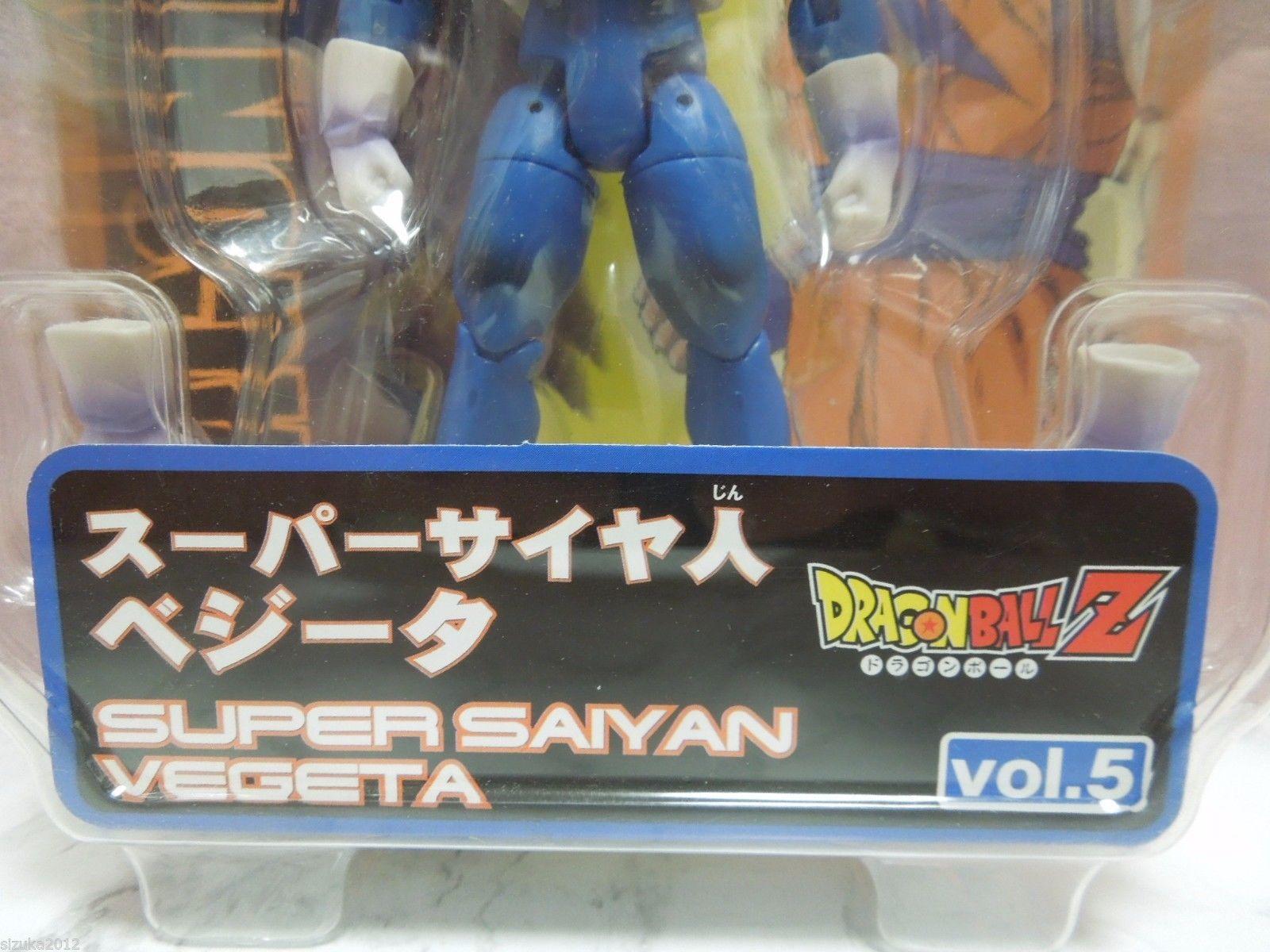 Ultimate Figure Full Action – Vol. 5 Super Saiyan Vegeta