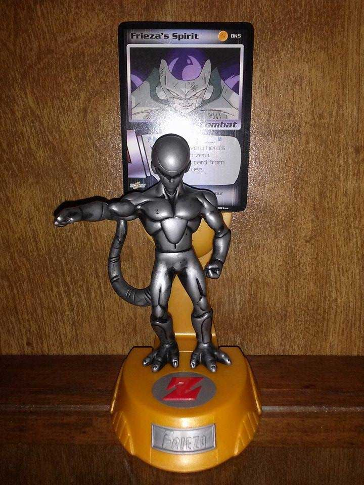 Burger King Metallic Figures: Frieza