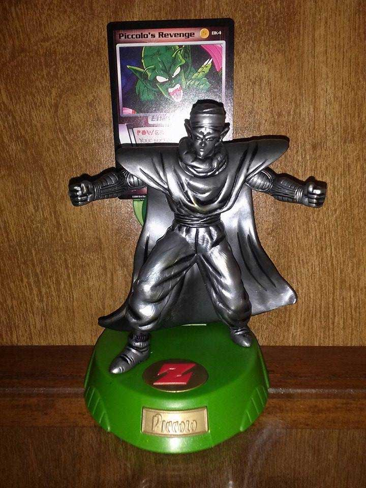 Burger King Metallic Figures: Piccolo