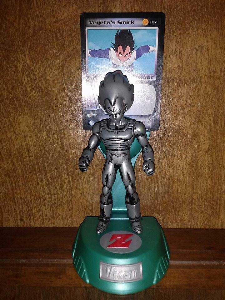 Burger King Metallic Figures: Vegeta