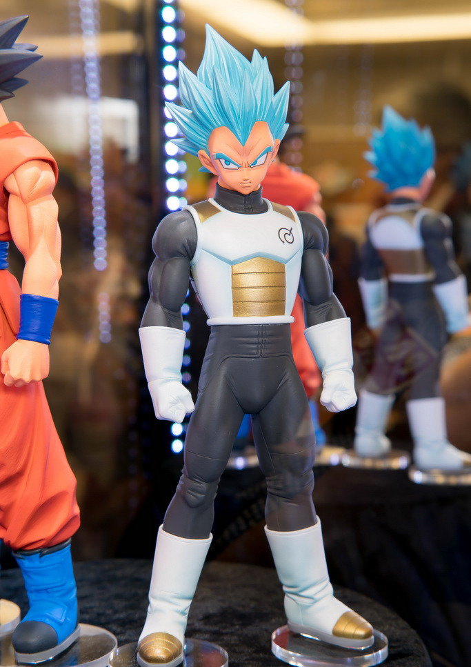 Master Stars Piece The Vegeta Dragon Ball Super
