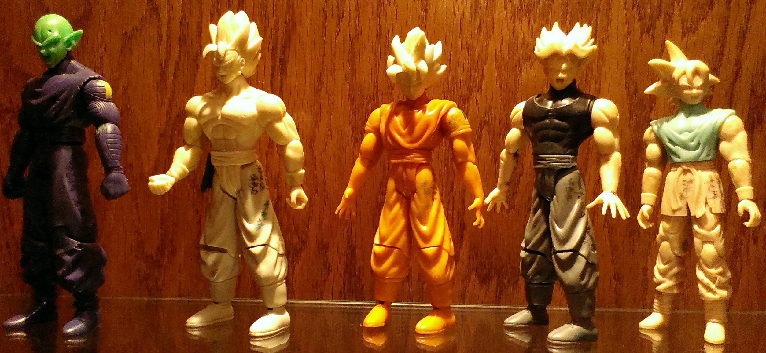 Adam's Dragon Ball Collection