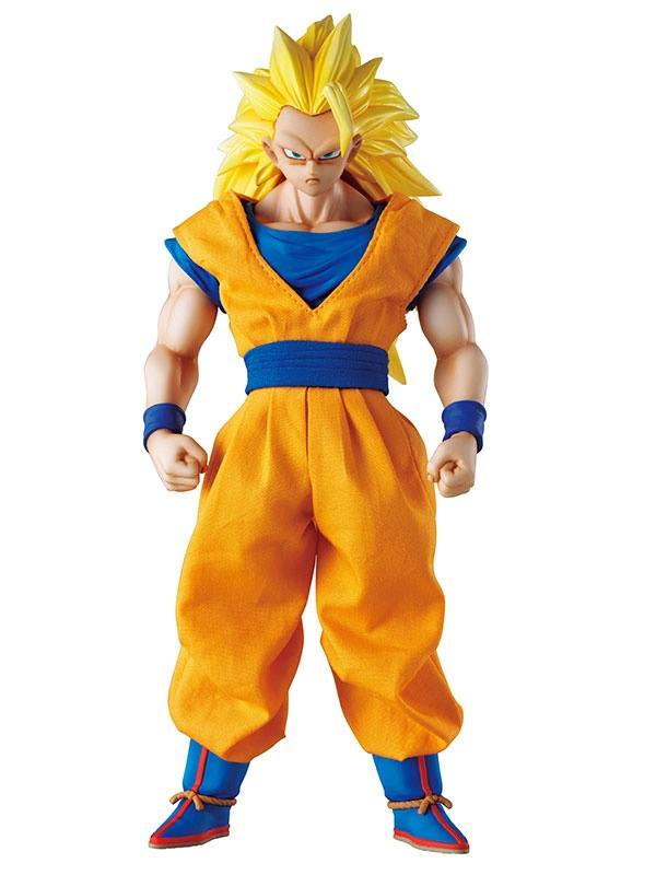 Dimension of Dragon Ball Super Saiyan 3 Son Goku