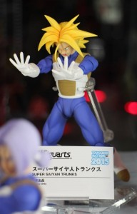 SH Figuarts Trunks at Tamashii Nation 2015