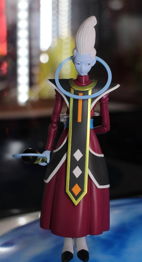 SH Figuarts Whis at Tamashii Nation 2015
