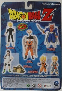 Irwin Super Articulate Goku Series 8