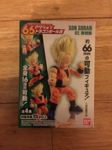 Bandai Shokugan 66 Son Gohan