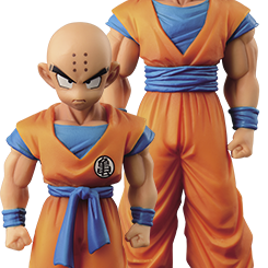 The Figure Collection Krillin and Goku