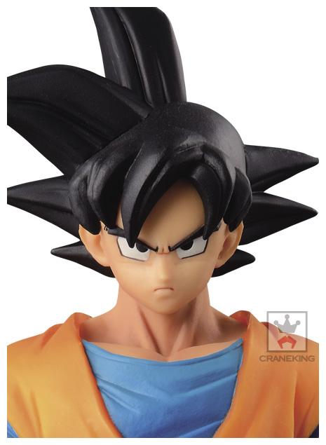 The Figure Collection Krillin and Goku