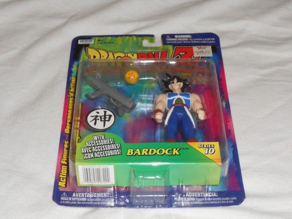 Irwin Series 10 Bardock