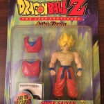 Irwin Dragon Ball Z Series 4 Super Saiyan Goku