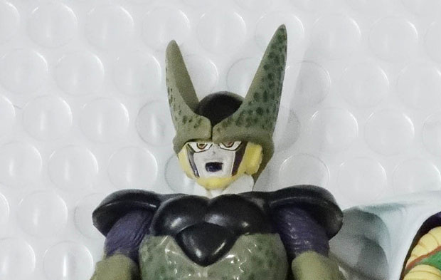 Cell looking not so perfect