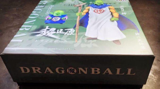 Dragon Ball X-Retro Kami and PIccolo