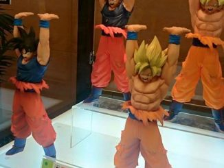 The Figure Collection Son Goku Special Edition