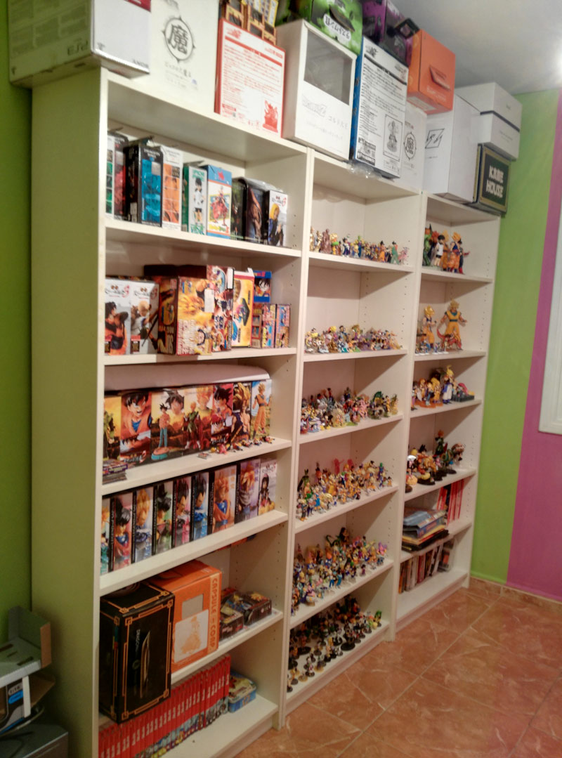 Johnny's Shelves #2