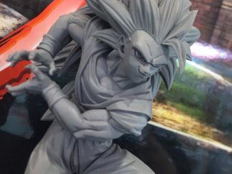 Banpresto SCultures 6 Super Saiyan 3 Goku