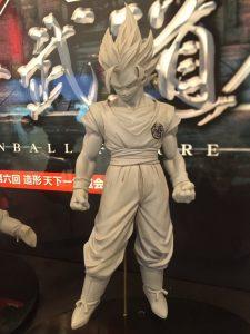 Banpresto SCultures 6 Super Saiyan 2 Goku