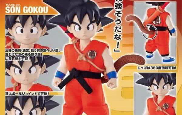 Dimension of Dragon Ball Kid Goku