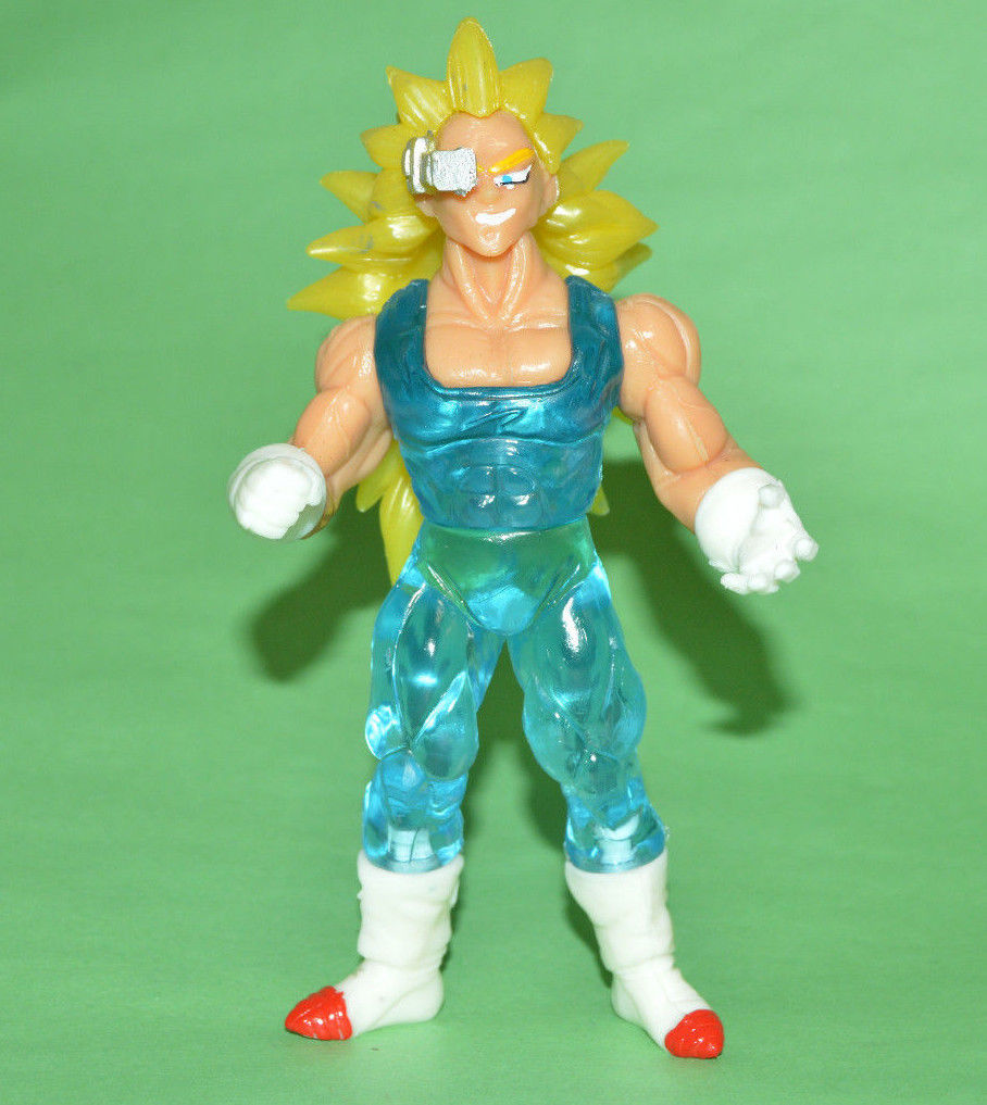 "Super Saiyan 3 ""U Cant C Me"" Goku"
