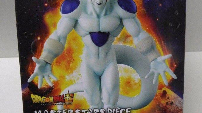 Master Stars Piece The Freeza by Banpresto