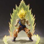 S.H. Figuarts - Super Saiyan Son Goku Warrior Awakening