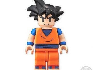 Dragon Ball Z Figme (Lego Style figures)