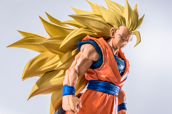 SCultures 6 Super Saiyan 3 Goku by Ito Yoshinori