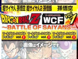 WCF Battle of Saiyans Volume 1