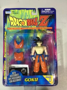 Son Goku (Series 11) by Irwin Toys