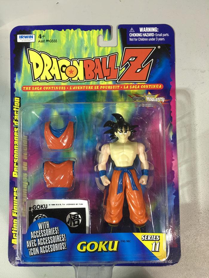 Son Goku (Series 11) by Irwin Toys