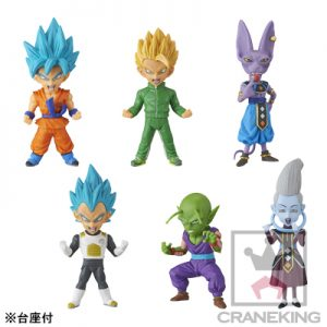 Dragon Ball Super WCF