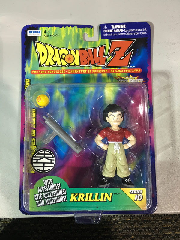 Krillin (Series 10) by Irwin