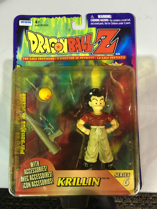 Krillin (Series 6) by Irwin