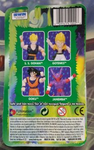 Irwin Dragon Ball Z Bendables