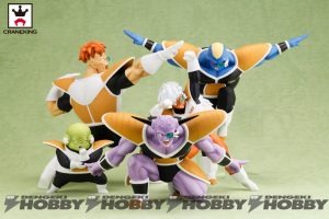 Dramatic Showcase Ginyu Force